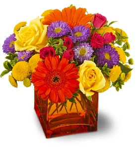 Teleflora's Another Year Bolder in Tyler TX, The Flower Box