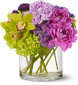 Watercolor Beauty in Glenview IL, Hlavacek Florist of Glenview