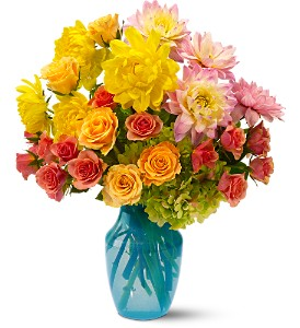 South Beach Blooms in Wentzville MO, Dunn's Florist