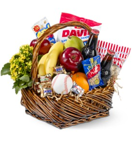 Home Run Basket in Bedford MA, Bedford Florist & Gifts