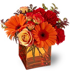 Teleflora's Sunrise Sunset in Gahanna OH, Rees Flowers & Gifts, Inc.