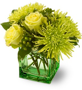 Teleflora's Green Light in Bakersfield CA, White Oaks Florist