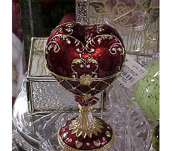 Heart Shaped in Gautier MS, Flower Patch Florist & Gifts