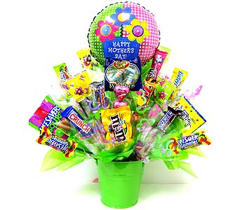 MDCB149G ''Sweeter Than Ever'' Candy Bouquet in Oklahoma City OK, Array of Flowers & Gifts