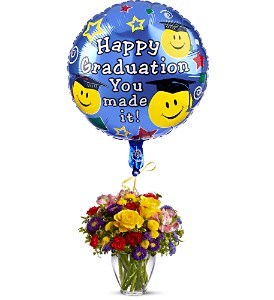 Bright Graduate in Perry Hall MD, Perry Hall Florist Inc.