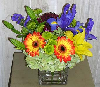 D Martin Arrangement in Dallas TX, Petals & Stems Florist