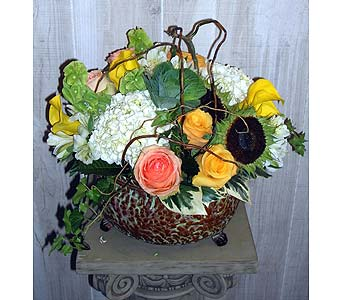 A French Touch in Dallas TX, Petals & Stems Florist