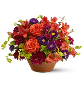 Autumn Celebration in Tyler TX, Country Florist & Gifts