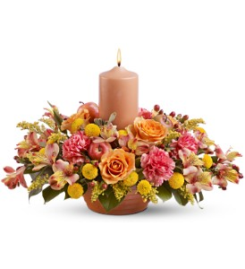 Fall Elegance in Tucson AZ, Throop Florist