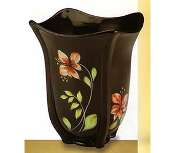 Paradise Square Vase in Newberg OR, Showcase Of Flowers
