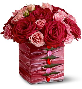 Teleflora's Birthday Couture Local and Nationwide Guaranteed Delivery - GoFlorist.com