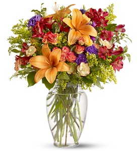 Classic Celebration in Chapel Hill NC, Floral Expressions and Gifts