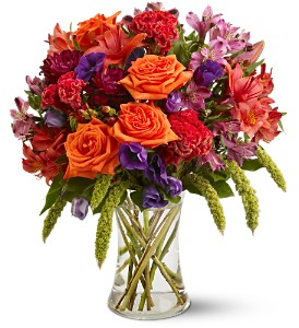 Autumn Gemstones in Tucson AZ, Throop Florist