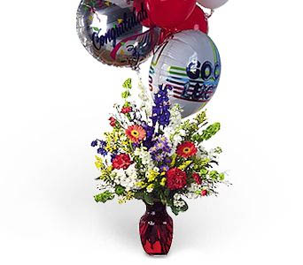 Up, Up and Amazing in Elkton MD, Fair Hill Florists