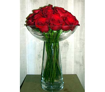 Very Rosy in Dallas TX, Petals & Stems Florist