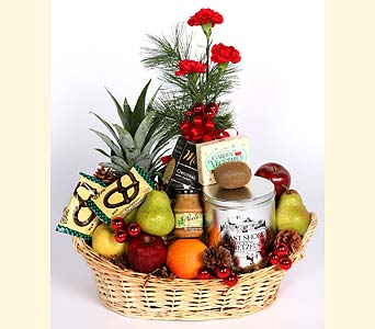 Fruit and Gourmet Basket in Southampton PA, Domenic Graziano Flowers