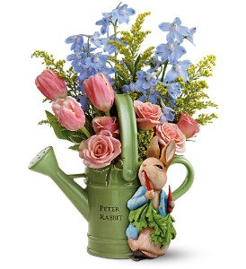 Teleflora's Peter Rabbit� Bouquet in Shoreview MN, Hummingbird Floral
