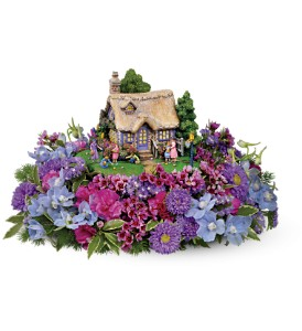 Thomas Kinkade's Easter Egg Hunt Bouquet in Santa Clara CA, Fujii Florist - (800) 753.1915