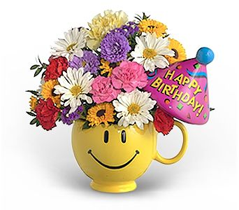 Have a Nice Birthday (Girl) in Toronto ON, Simply Flowers