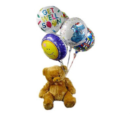 Balloons and Plush Animals in Baltimore MD, Raimondi's Flowers & Fruit Baskets