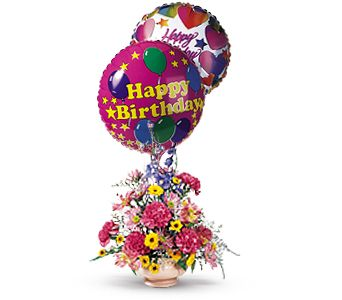 Blooming Balloons by 1-800-balloons