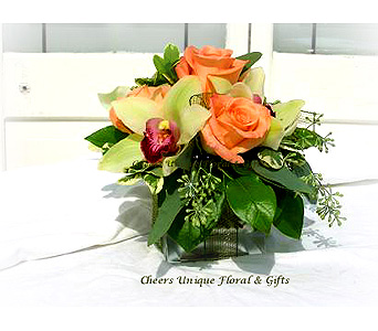 Mixed Arrangement No. 218 in Lake Forest CA, Cheers Floral Creations