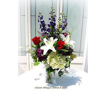 Tenderness in Lake Forest CA, Cheers Floral Creations