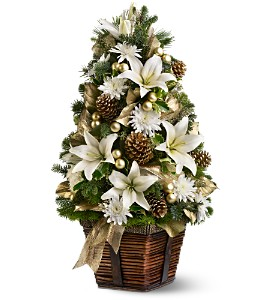 Luxurious Lily Tree in San Antonio TX, Allen's Flowers & Gifts