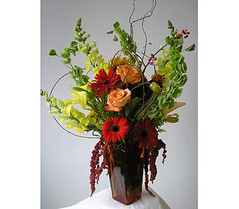 Fall Bouquet in Wantagh NY, Numa's Florist
