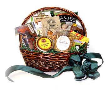 Organic and Natural Basket in Raritan NJ, Angelone's Florist