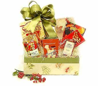 The Snack Gift Box in Raritan NJ, Angelone's Florist