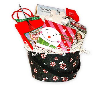 Peppermint Gift Box in Raritan NJ, Angelone's Florist