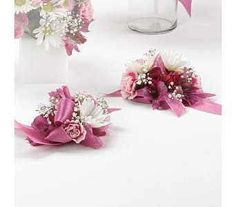 Two Corsages in Williamsport PA, Janet's Floral Creations