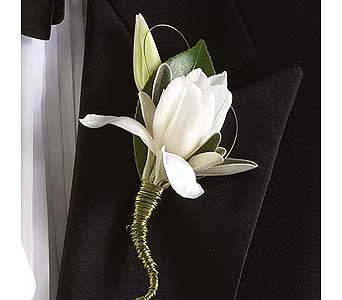 Tulip Boutonni�re in Williamsport PA, Janet's Floral Creations