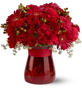 Lady in Red in Smyrna DE, Debbie's Country Florist