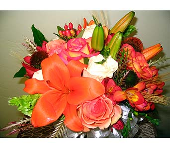Bridal Bouquet in Bakersfield CA, All Seasons Florist