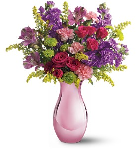Teleflora's Joyful Garden Bouquet in Sayville NY, Sayville Flowers Inc