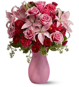 Pink Inspiration in Liverpool NY, Creative Florist