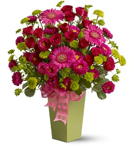 Pink Twist in Bedford MA, Bedford Florist & Gifts