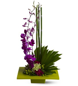 Zen Artistry by Petals & Stems in Dallas TX, Petals & Stems Florist