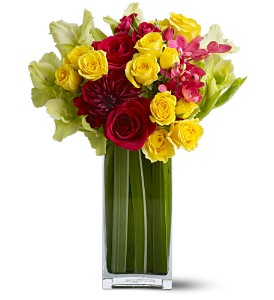 Teleflora's Island Blooms in Hunt Valley MD, Hunt Valley Florals & Gifts