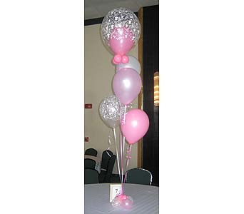 balloon wedding 039 in Huntington NY, Queen Anne Flowers, Inc
