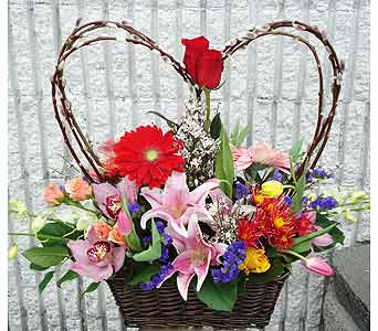 From The Heart in Wantagh NY, Numa's Florist