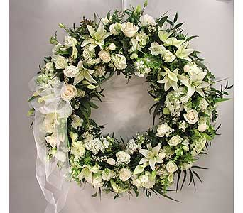 Tribute Wreath in Lower Gwynedd PA, Valleygreen Flowers and Gifts