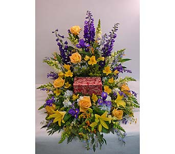 Cremation Arrangement in Lower Gwynedd PA, Valleygreen Flowers and Gifts