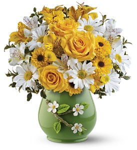 Teleflora's Sweet Blossom Bouquet in New York NY, CitiFloral Inc.