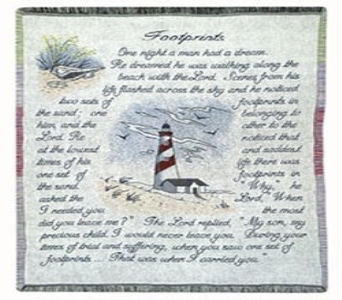 Footprints Lighthouse 2 layer in Kettering OH, Jacques Garden of Flowers