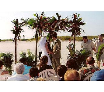 Send Rose Garden Wedding Ceremonies In Largo FL