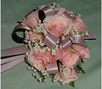 Sweetheart Rose Corsage in Ridley Park PA, Ridley Park Florist