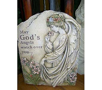 God�s Angel Plaque in Johnstown PA, Westwood Floral